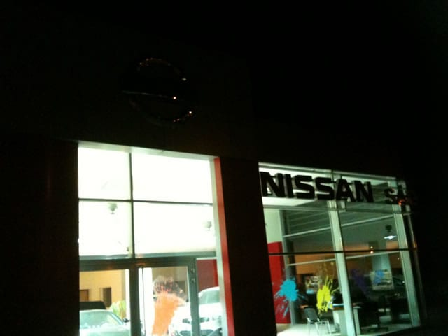 Concessionnaire Opel-Nissan